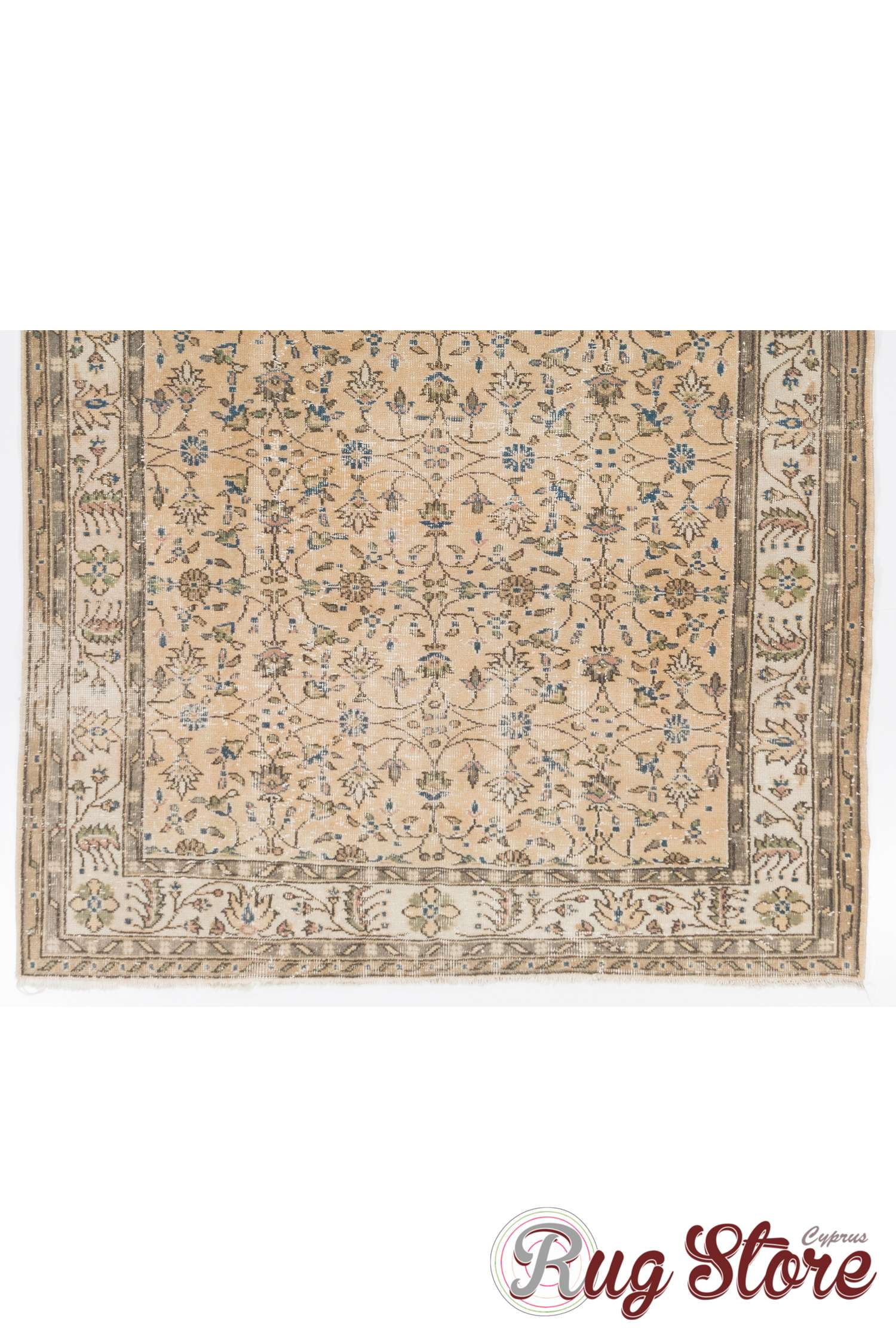 5 8 Quot X 9 2 Quot 173 X 281 Cm Turkish Antique Washed Rug