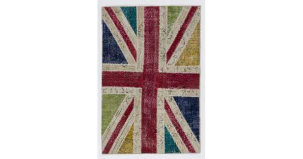 British Flag Union Jack Design