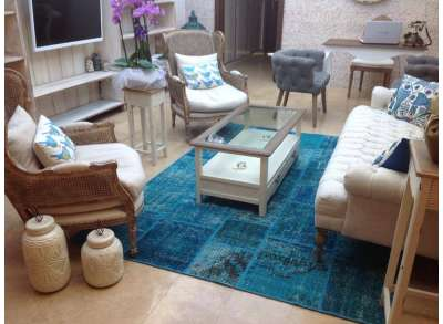 Our Rugs at The Chateau Lambousa Hotel
